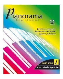"Pianorama ""hors série"" 1 S. Lécussant"