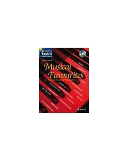Musical favorites Gerlitz avec CD