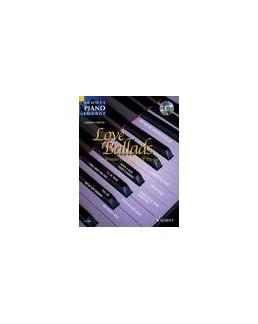 Love ballads Gerlizt avec CD
