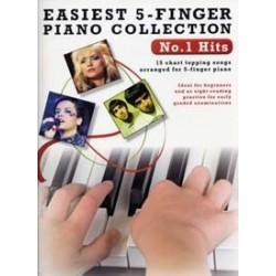Easiest 5 finger n° 1 hits