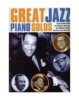 Great jazz piano solos book 2
