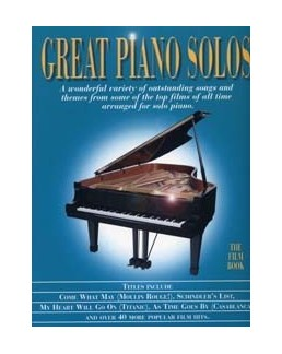 Great piano solos film