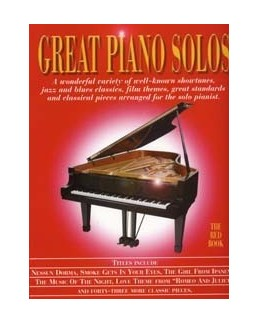 Great piano solos the red book