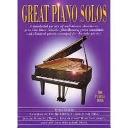 Great piano solos the purple book