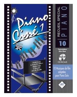 Piano ciné vol 1 avec CD spécial piano