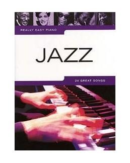 Really easy piano Jazz