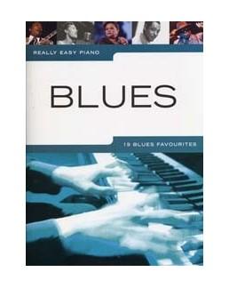 Really easy piano Blues