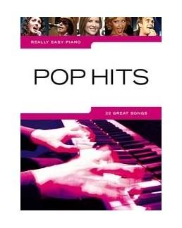 Really easy piano pop hits