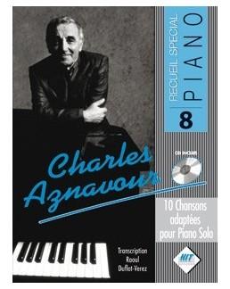Spécial piano Aznavour