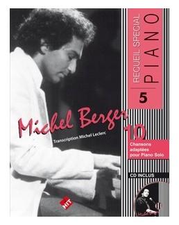 Spécial piano Berger avec CD