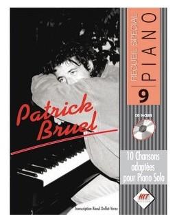 Spécial piano Bruel avec CD