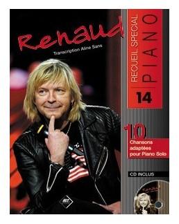 Spécial piano Renaud avec CD