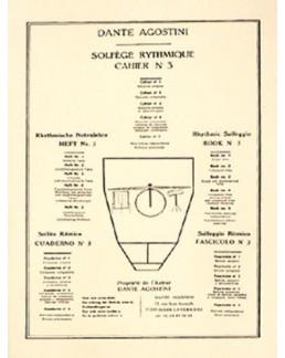 Solfège rythmique Agostini vol 2