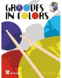 Grooves in colors avec CD Thomas Calis