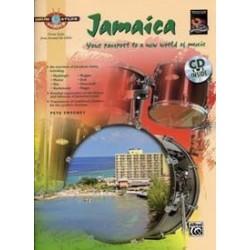 Drum atlas Jamaica avec CD