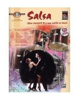 Drum atlas Salsa avec CD