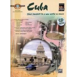 Drum atlas Cuba avec CD