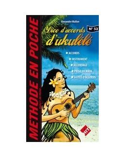 Dico d'accords ukulele Muscipenpoche