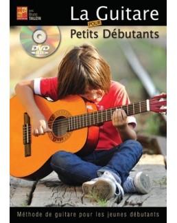 La guitare pour petits débutants Bruno TAUZIN avec DVD