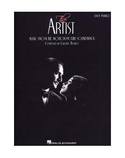 the artist Ludovic Bource musique film piano facile