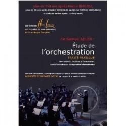 Etude de l'orchestration Samuel ADLER