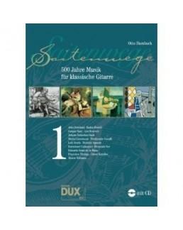 Saitenwege 500 jahre musik Otto Humbach