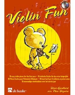 Violin fun avec CD playalong