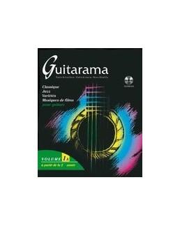 Guitarama vol 1A avec CD