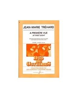 A première vue Jean-Marie TREHARD vol 1