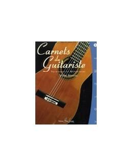 Carnets du guitariste RIVOAL vol  1
