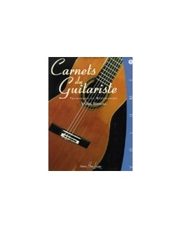 Carnets du guitariste RIVOAL vol  2
