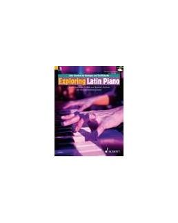 Exploring latin piano John Crawford  - Tim Richards  avec 2 CD