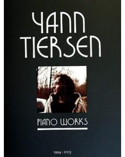 Tiersen Yann Piano works