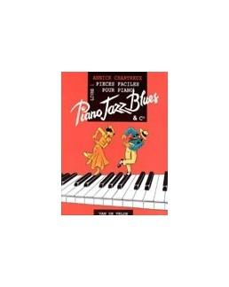Piano jazz blues Annick Chartreux vol 1