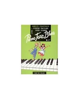 Piano jazz blues Annick Chartreux vol 2