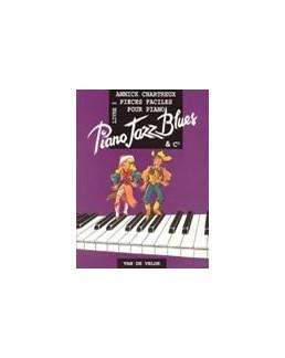 Piano jazz blues Annick Chartreux vol 3