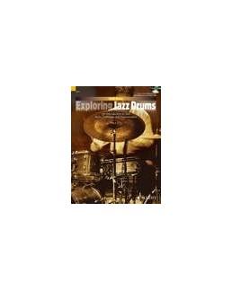 Exploring jazz drumes Clark TRACEY avec CD
