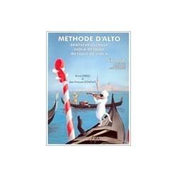 Méthode d'alto Garlej et Gonzales volume 1