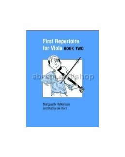 First repertoire for viola vol 2