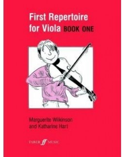 First repertoire for viola vol 1