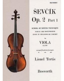 Sevcick opus 2 part 1 alto