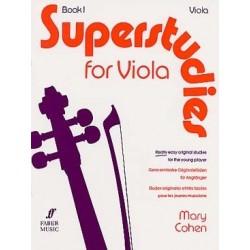 Super studies Mary Cohen alto vol 1