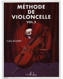 Méthode de violoncelle Bourin vol 2