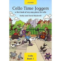 Cello time joggers avec CD Blackwell
