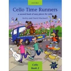 Cello time runners livre 2 avec CD Blackwell