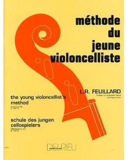 Méthode du jeune violoncelliste Feuillard