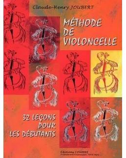 Méthode de violoncelle Joubert volume 1