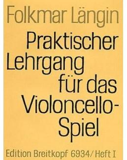 Längin Folkmar violoncelle volume 1