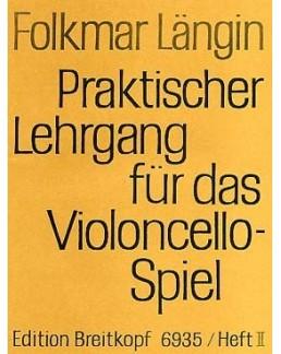 Längin Folkmar violoncelle volume 2