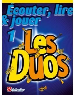 Ecouter, lire & jouer les duos vol 1 flute traversière